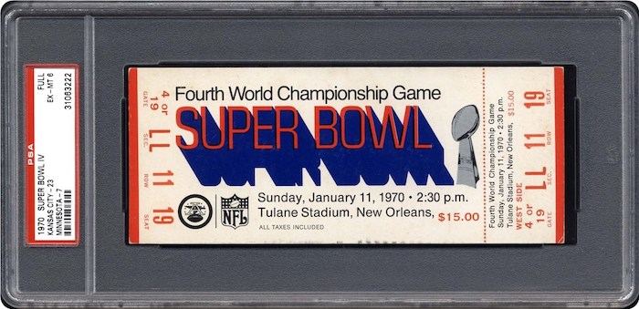 Top 5 Interesting Facts About The Super Bowl - Super Bowl 4