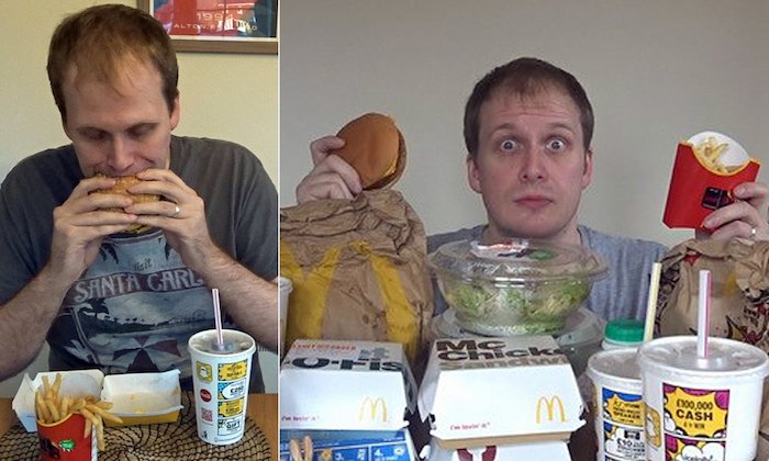 Top 5 Week On Diets of Mike Jeavons