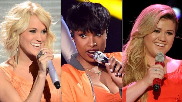 Top 5 American Idols Contestants