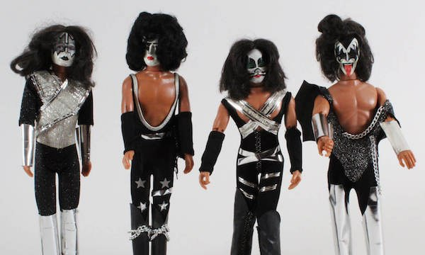 Top 5 Mego Dolls Action Figures - KISS