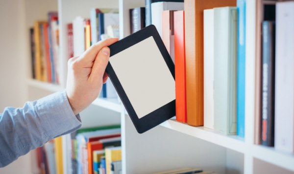 Top 5 Reasons Why Books Are Better than E-Books