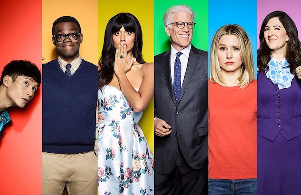 Top 5 quotes from The Good Place