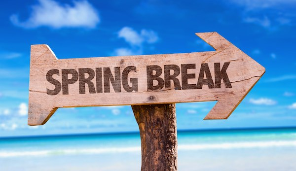 Top 5 Spring Break Destinations in Florida