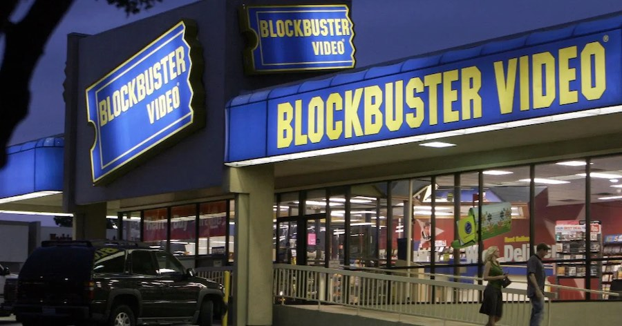 Top 5 Movies TV Shows You Probably Rented At Blockbuster