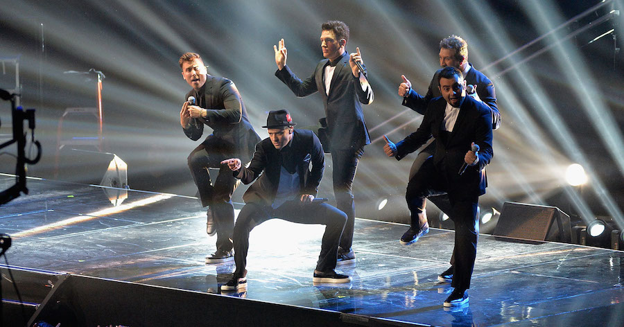 Top 5 NSYNC Performances