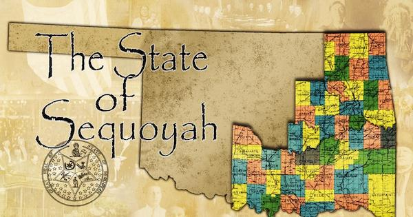 Top 5 American regions that nearly became a State - Sequoyah