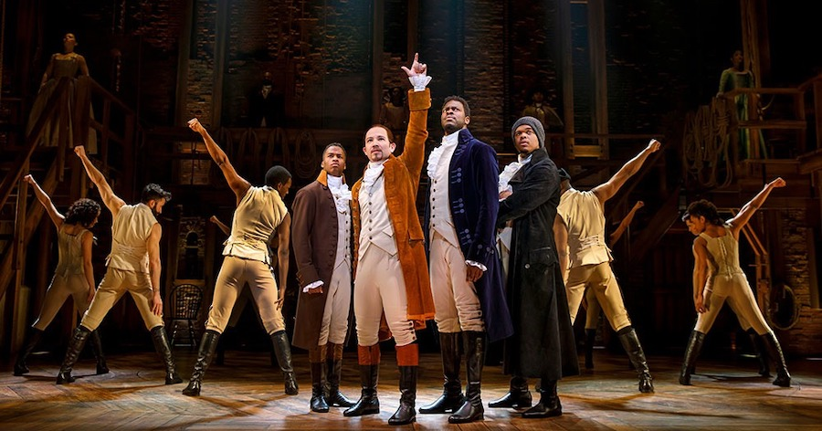 Top 5 Best Moments From The Broadway Musical Hamilton