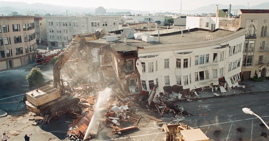 Top 5 Earthquakes to Hit the United States
