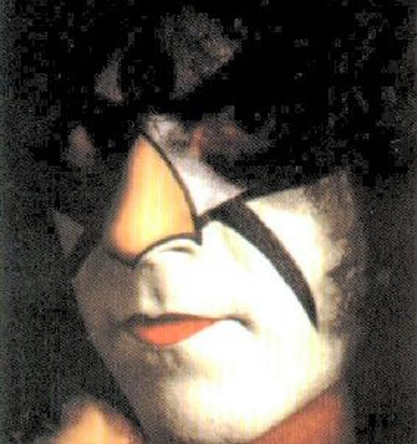 Top 5 early experimental looks of the rock band KISS - Hawk