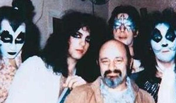 Top 5 early experimental looks of the rock band KISS - first concerts
