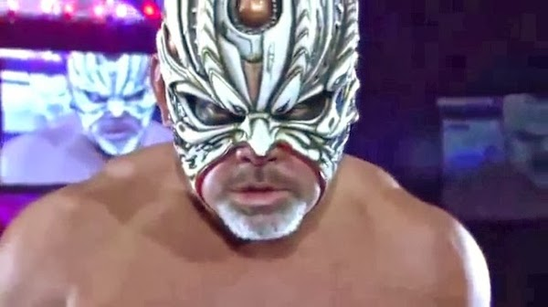 Top 5 Famous Masks in Pro Wrestling History - Great Muta