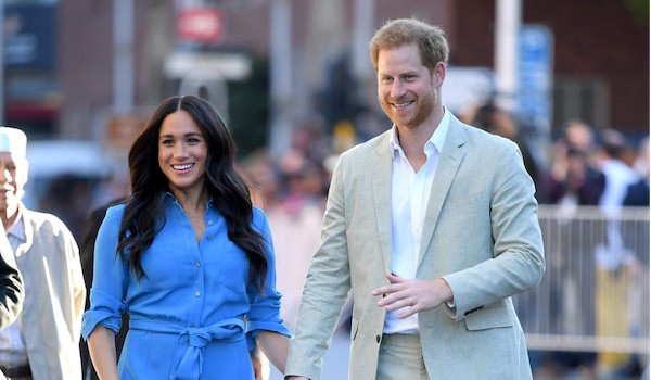Top 5 Historical Moments of 2020 - Megan and Harry Quite Royal Family