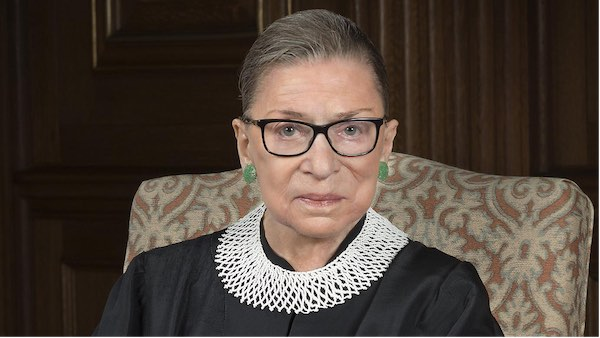 Top 5 Historical Moments of 2020 - Ruth Bader Ginsburg Passes