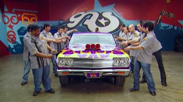 Top 5 MTV Shows of the 2000s - pimp my ride