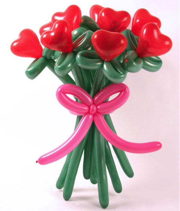 Top 5 Flower Bouquet Alternatives For Valentine's Day - Balloons