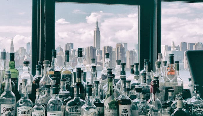 Top 5 Hacks to Make Your Space Feel More Grown Up - Organize Your Alcohol