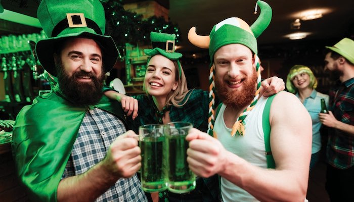 Top 5 Saint Patrick's Day Traditions - Dressing Up Green