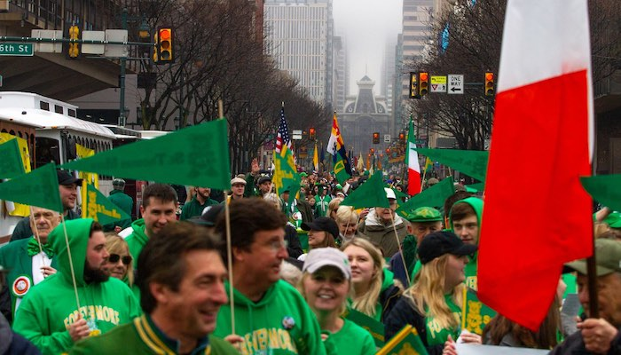 Top 5 Saint Patrick's Day Traditions - The Parade