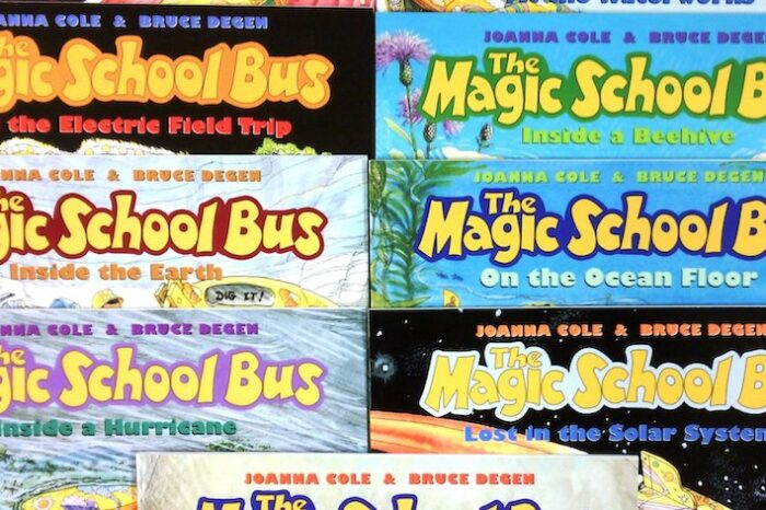 Top 5 The Magic School Bus Books
