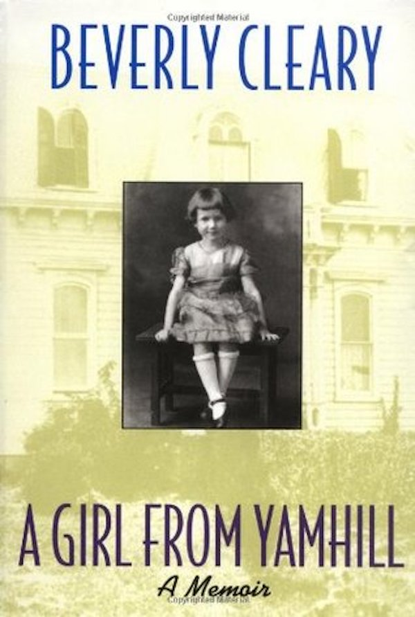 Top 5 Books Written by Beverly Cleary - A Girl from Yamhill