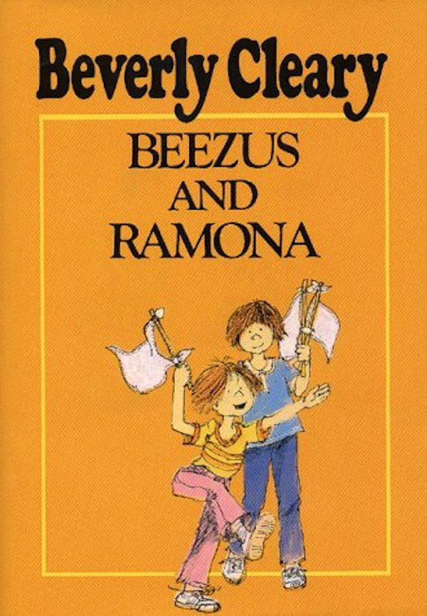 Top 5 Books Written by Beverly Cleary - Beezus and Ramona
