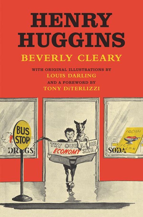 Top 5 Books Written by Beverly Cleary - Henry Huggins