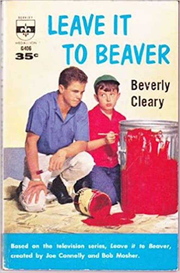 Top 5 Books Written by Beverly Cleary - Leave It To Beaver