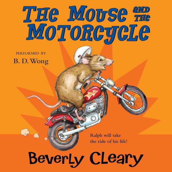 Top 5 Books Written by Beverly Cleary - The Mouse And The Motorcycle