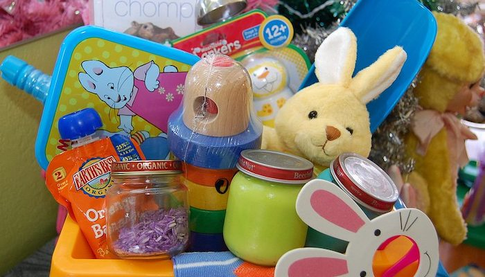 Top 5 Easter Basket Ideas for All Ages - babies