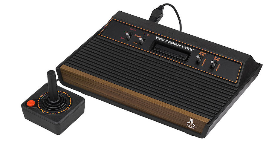 Top 5 Games on the Atari 2600 Video Game Console