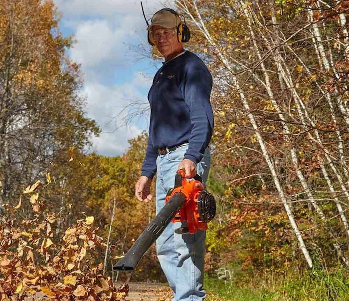 Top 5 Life Hacks for Dealing with Snow - Leaf Blower