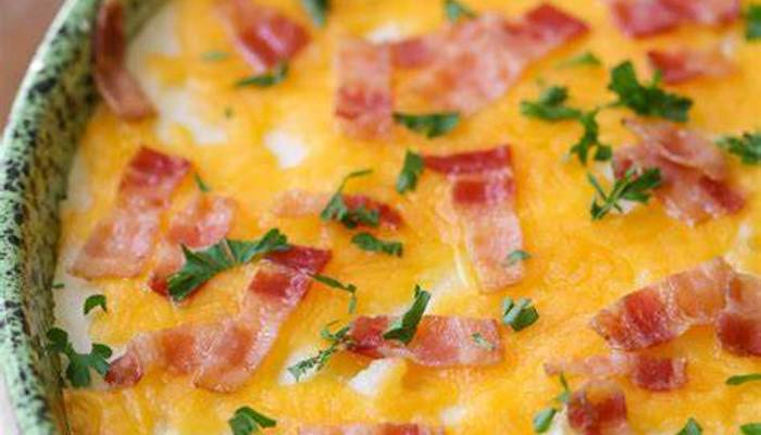Top 5 Must Try Toppings for Mashed Potatoes - Cheese