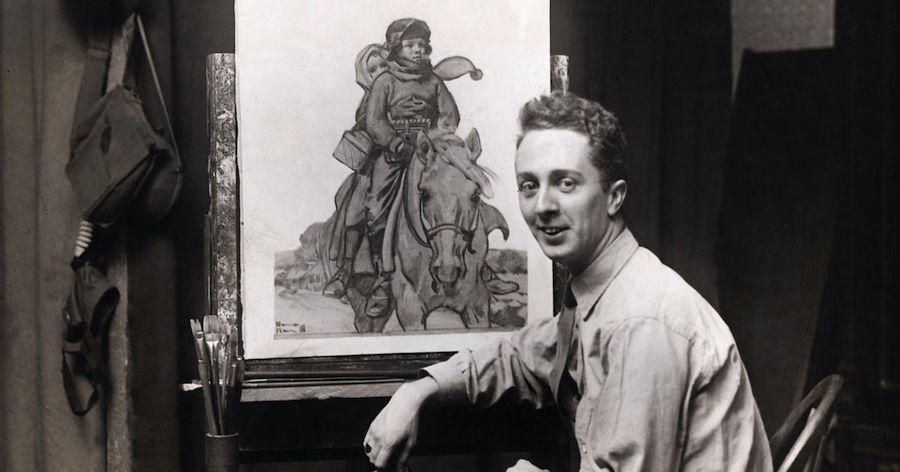 Top 5 Norman Rockwell Works of Art