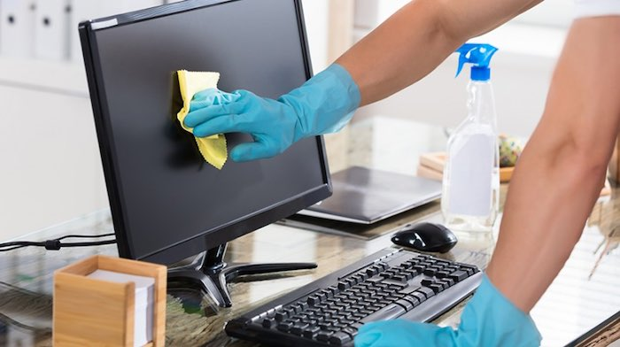 Top 5 Things We Should Keep Doing After the Covid Pandemic Is Over - Sanitizing and Cleaning