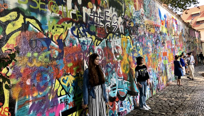 Top 5 Things to do in Prague, Czech Republic - John Lennon Wall and Pub
