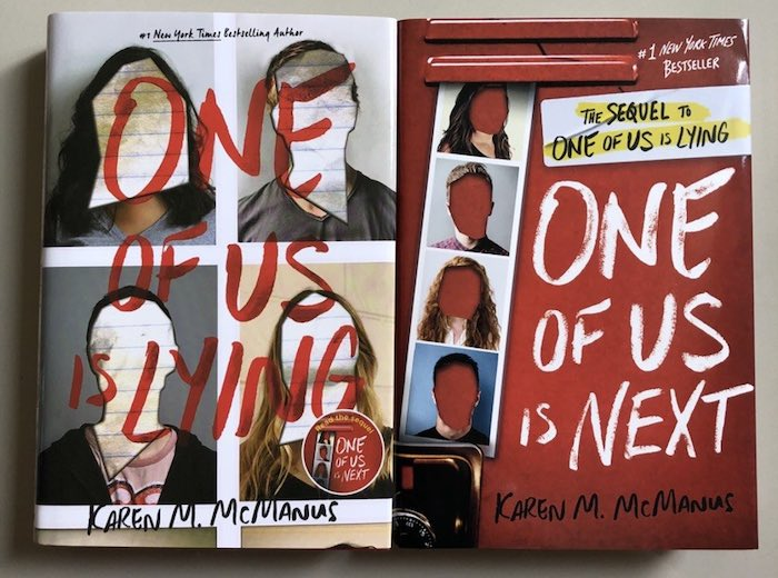 Top 5 Must Read Popular Young Adult Books - One of Us Is Lying - Karen McManus