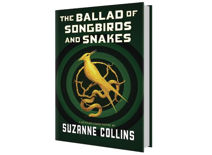 Top 5 Must Read Popular Young Adult Books - The Ballad of Songbirds and Snakes by Suzanne Collins