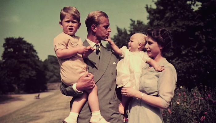 Top 5 Photos of Prince Philip With Family - 1951