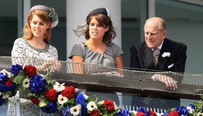 Top 5 Photos of Prince Philip With Family - Princess Eugenie and Princess Beatrice