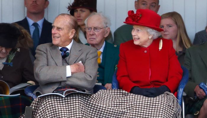 Top 5 Photos of Prince Philip With Family - Queen Elizabeth