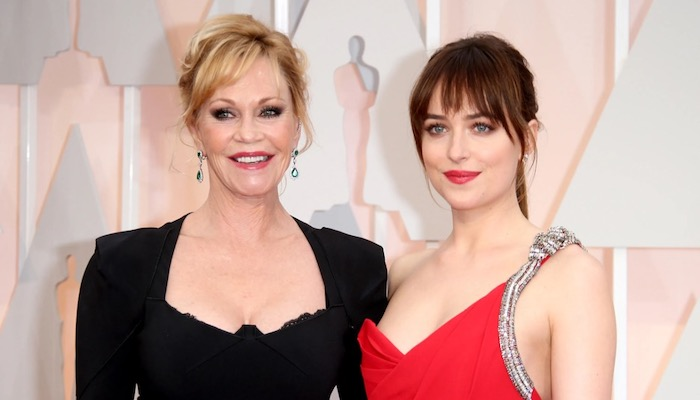 Top 5 Celebrity Mother Daughter Duos - Melanie Griffith and Dakota Johnson