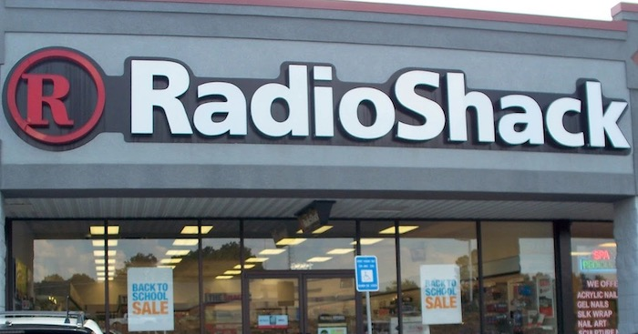 Top 5 Stores You Probably Remember If You Were Born In The 90s - Radio Shack
