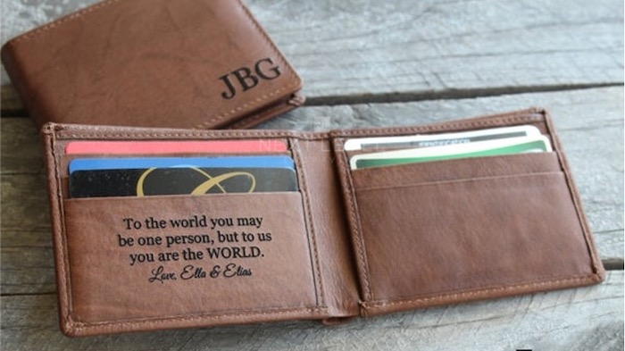 Top 5 Last Minute Gifts For Your Dad For Father's Day - Wallet