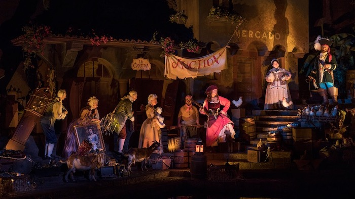 Top 5 Most Popular Disney World Rides - Pirates Of The Caribbean