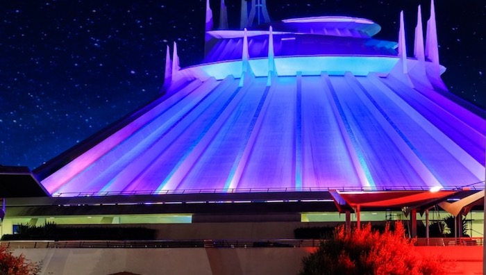Top 5 Most Popular Disney World Rides - Space Mountain