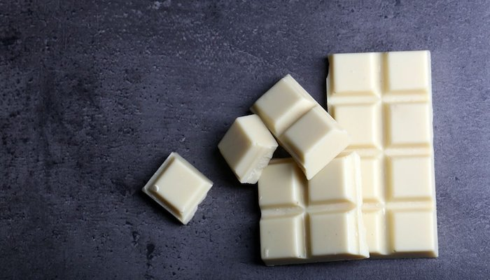 Top 5 Must Try Types Of Chocolate - White Chocolate