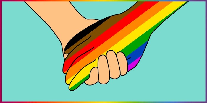 Top 5 Ways To Be An Ally During Pride Month And Always - Stand Up To Those Who Are Discriminating