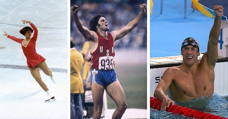 Top 5 Most Memorable U.S. Olympic Moments