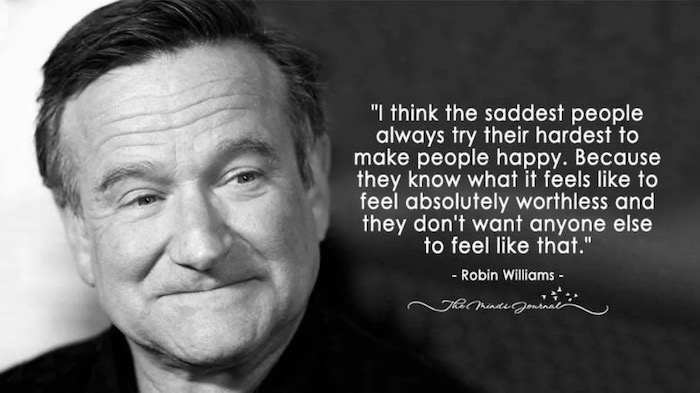 Top 5 Robin Williams Quotes - Make People Happy
