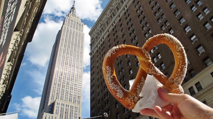 Top 5 Things To Do On Your First New York City Trip - Eat A Lot Of Food